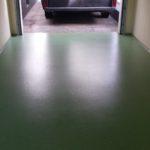 Privat Garage Bodenbeschichtung