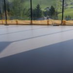 Wohnung Bodenbeschichtung