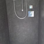 Granit Effekt Dusche