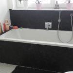 Granit Effekt Badewanne