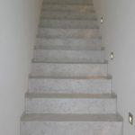 Granit Optik Treppenhaus