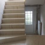 Marmor Treppenhaus Boden