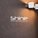 Shine Effetto Glitterato Brillante