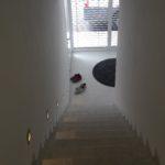 Granit Effekt Treppenhaus