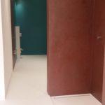 Polyurethan Bodenbeschichtung im Badezimmer