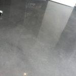 Glitzer Boden Büro