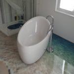 3D Boden Dusche