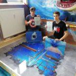 3D Floor Certificate