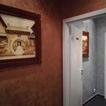 WC Räume Wandgestaltung